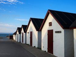 Fiskerhuse i Klitmøller